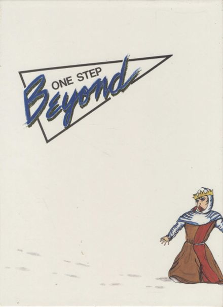 1988 Fountain Valley High School Yearbook Cover