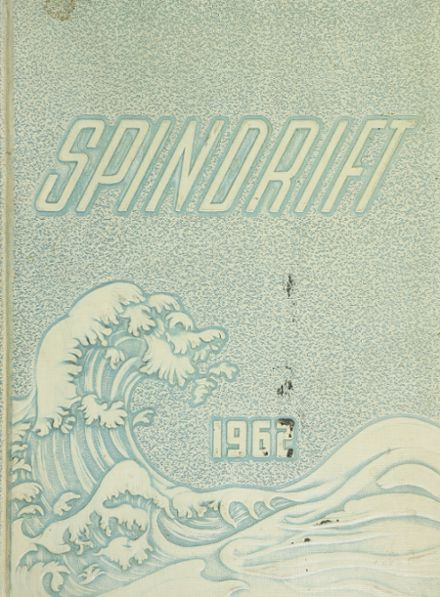 1962 Oceanside High School Yearbook Cover