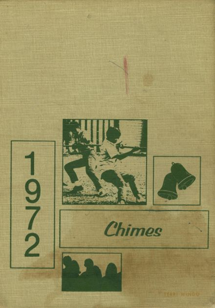 1972 Highland Academy Yearbook Cover