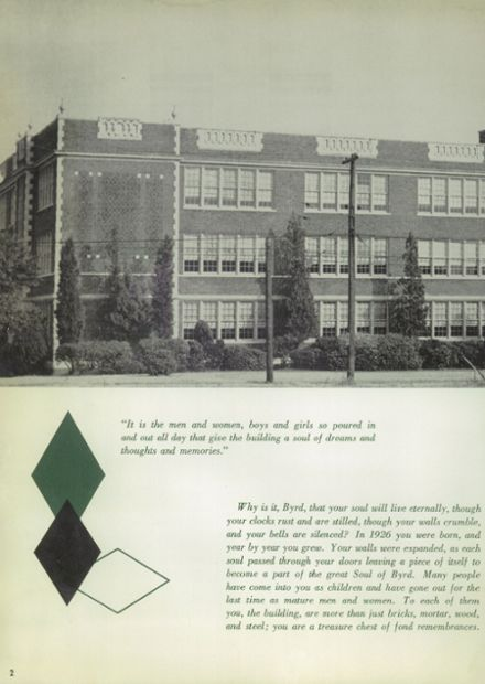1959 Byrd High School Yearbook Page 6