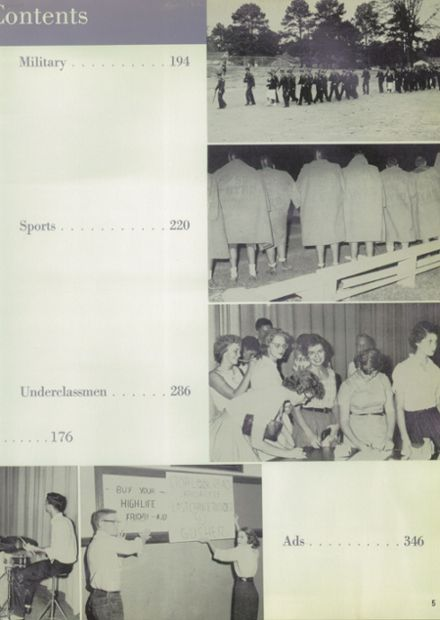 1959 Byrd High School Yearbook Page 9