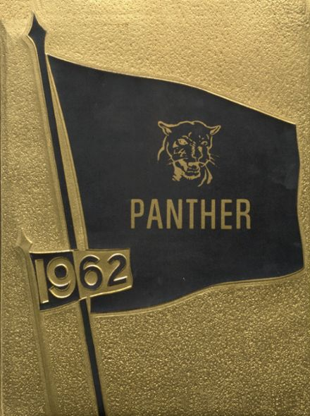 1962 Latta High School Yearbook Cover