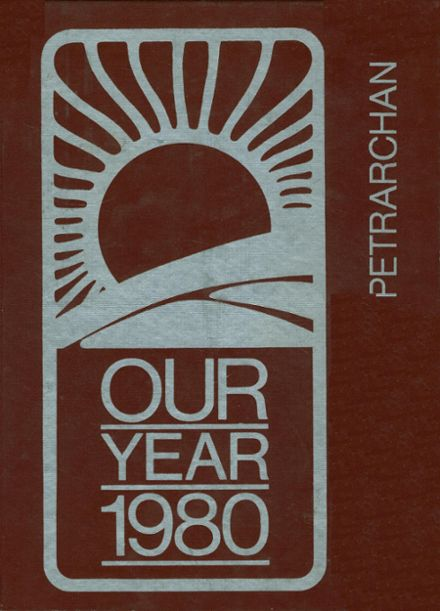 1980 St. Peter's High School Yearbook Cover