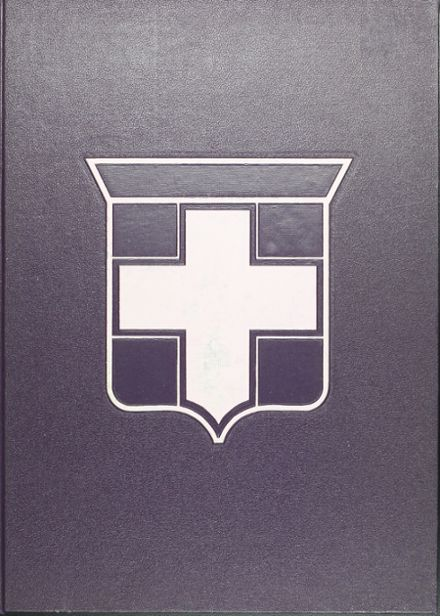 1965 St. Mary's Hall High School Yearbook Cover
