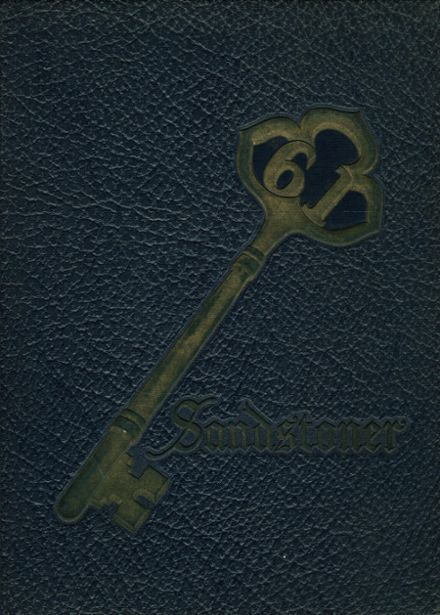 1961 Potsdam Central High School Yearbook Cover