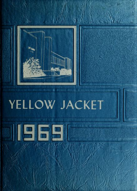 1969 McAdory High School Yearbook Cover