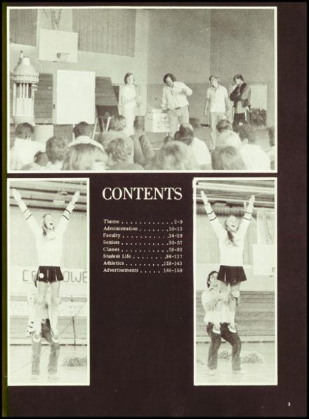 1974 Crespi Carmelite High School Yearbook Page 7