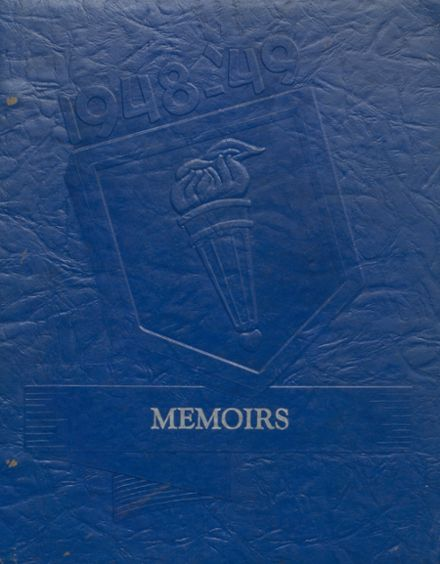 1949 St. Mildred's Academy Yearbook Cover