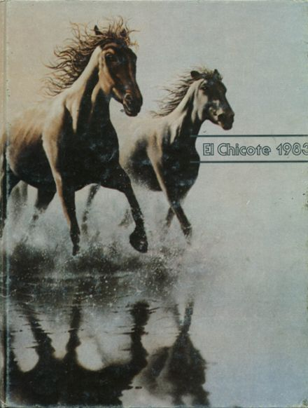 1983 West Mesa High School Yearbook Cover