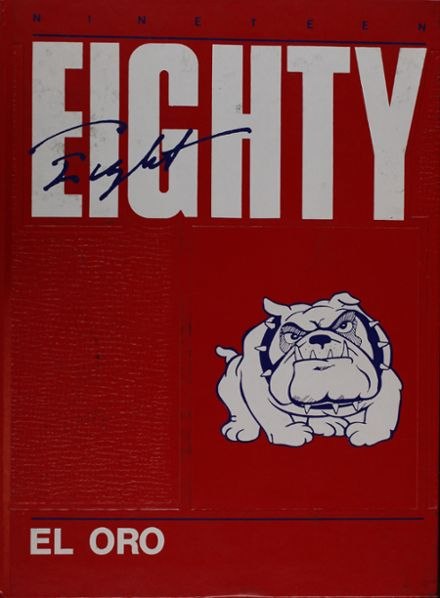 1988 Folsom High School Yearbook Cover
