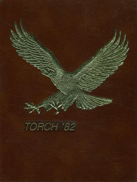 1982 Keystone Oaks High School Yearbook Cover