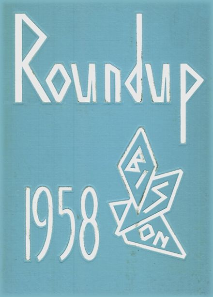 1958 Great Falls High School Yearbook Cover