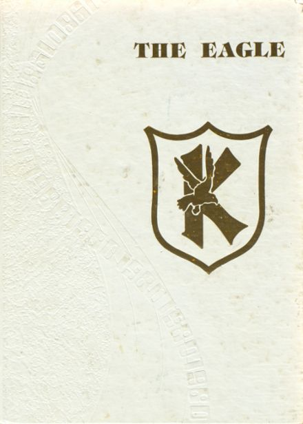 1980 Ft. Knox High School Yearbook Cover