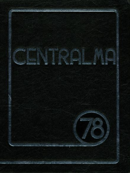 1978 Central Catholic High School Yearbook Cover