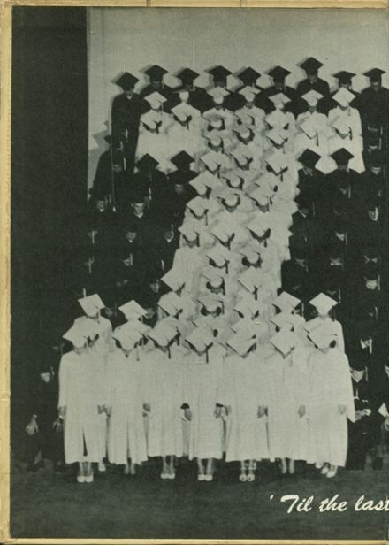 1; 1957 Idaho Falls High School Yearbook Page 2 ...