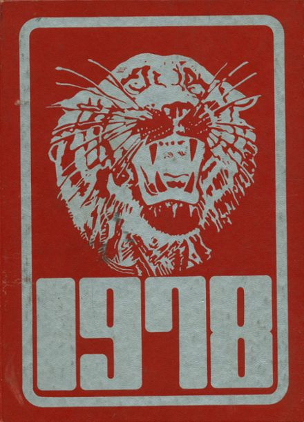 1978 Glenwood High School Yearbook Cover