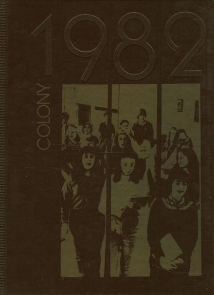1982 New Hope-Solebury High School Yearbook Cover