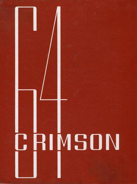 1964 East Providence High School Yearbook Cover