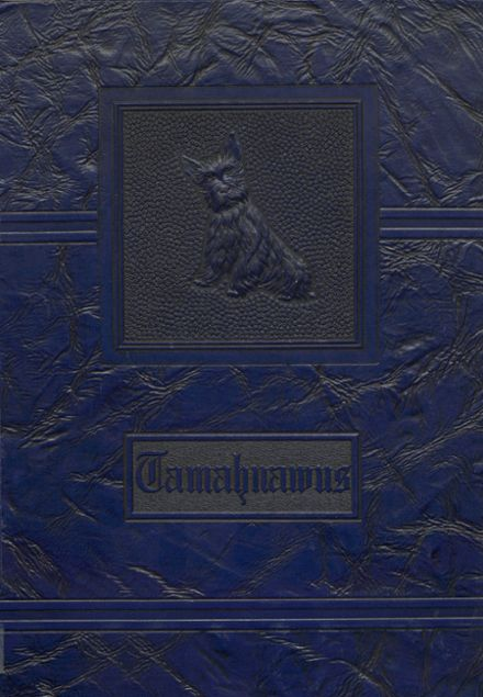 1937 Kelso High School Yearbook Cover