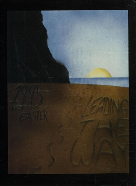 1995 Zion Benton Township High School Yearbook Cover
