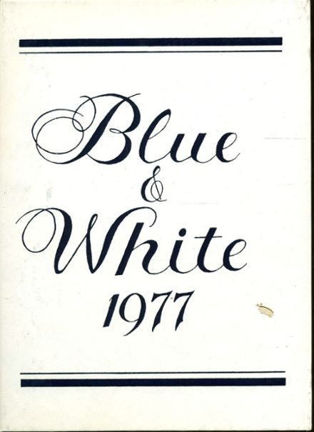 1977 Hope High School Yearbook Cover