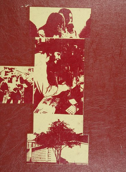 1974 Hinsdale Central High School Yearbook Cover
