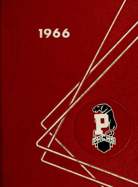 1966 Prairie Heights High School Yearbook Cover