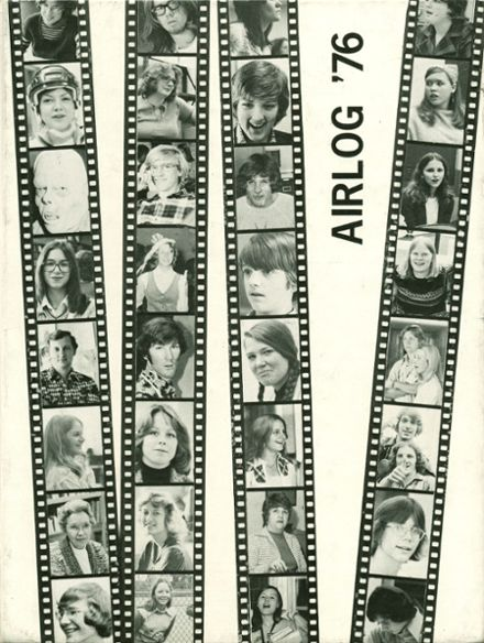 1976 Butler High School Yearbook Cover