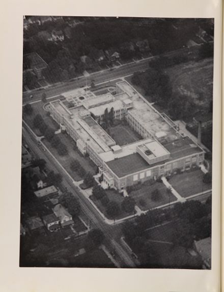 1950 Shortridge High School Yearbook Page 6