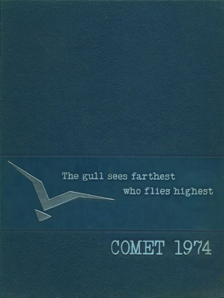 1974 Cody High School Yearbook Cover
