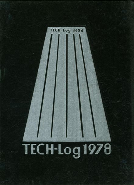 1978 Gordon Technical High School Yearbook Cover