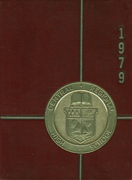 1979 Central Regional High School Yearbook Cover