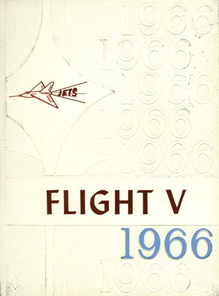 1966 Western Heights High School Yearbook Cover