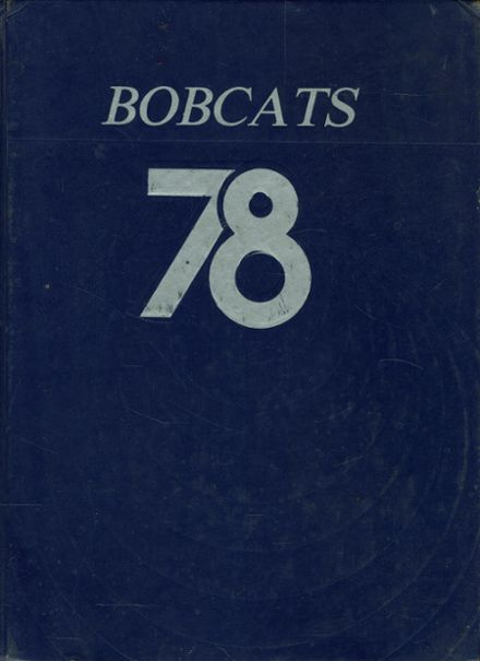 1978 F. T. Nicholls High School Yearbook Cover