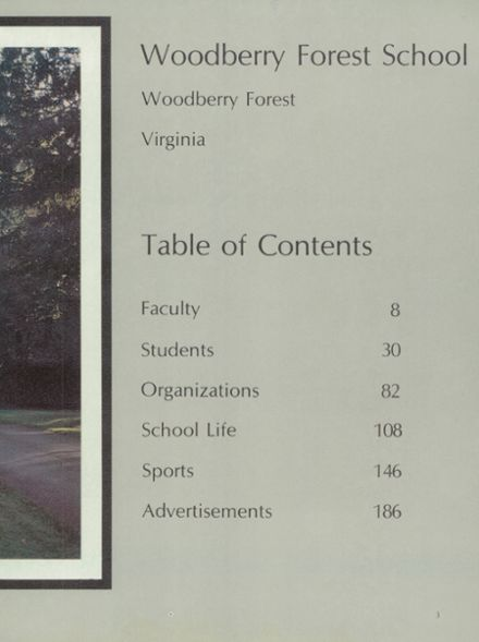 Explore 1976 woodberry forest high school yearbook woodberry forest va classmates