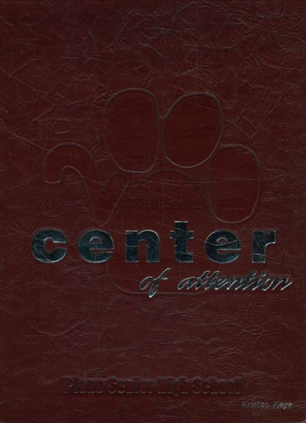 2000 Plano Senior High School Yearbook Cover