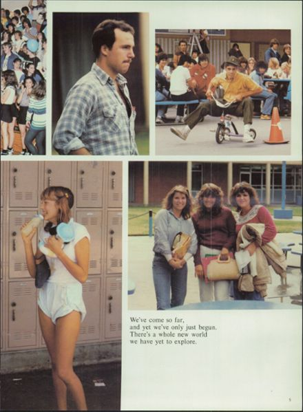 Explore 1982 Pacifica High School Yearbook Garden Grove