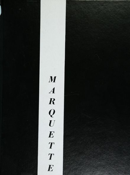1975 Bishop Noll Institute Yearbook Cover