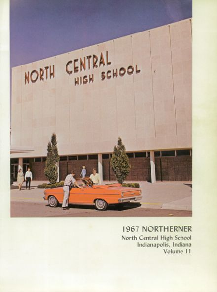 1967 North Central High School Yearbook Page 5