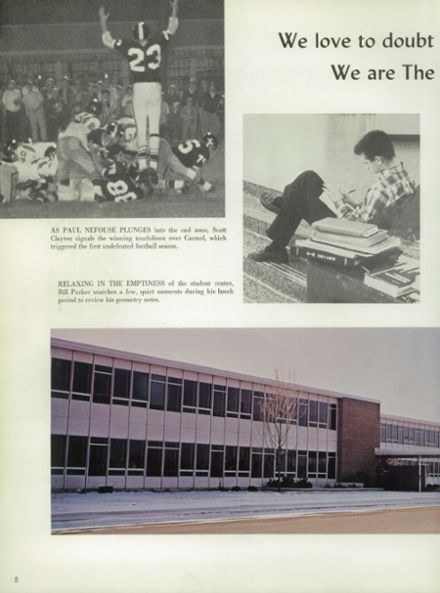 1967 North Central High School Yearbook Page 6