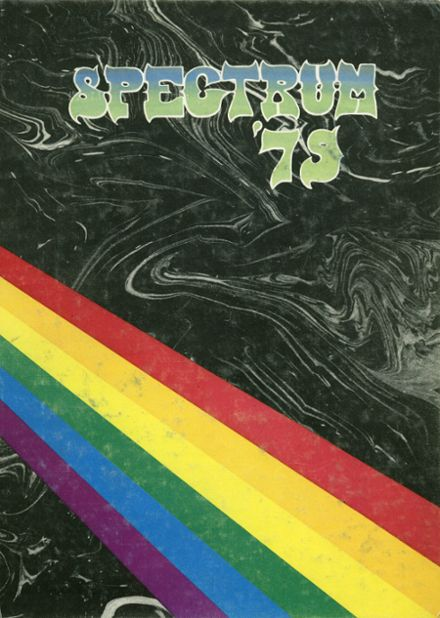 1979 Dimond High School Yearbook Cover