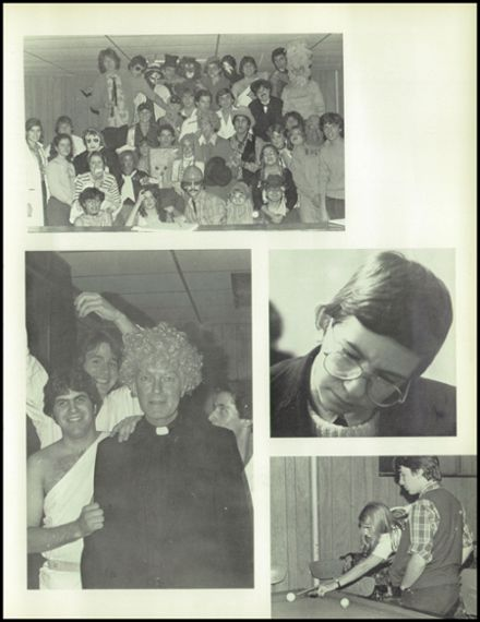 1981 loyola high school yearbook page 9