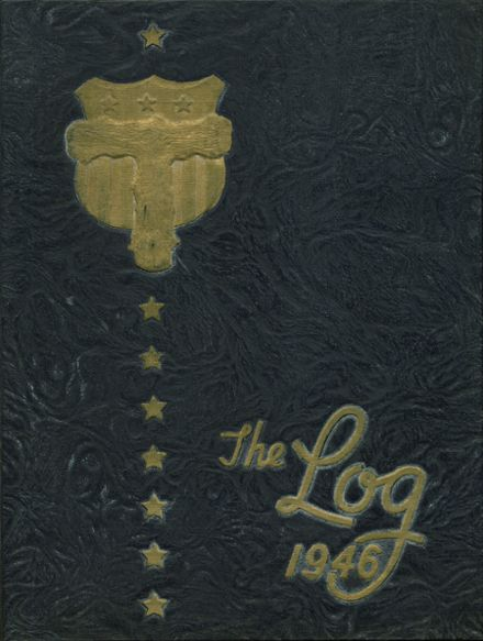 1946 Tuley High School Yearbook Cover