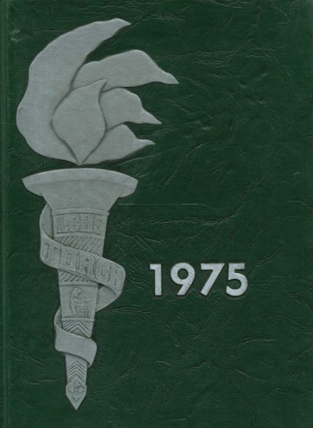 1975 Lake Catholic High School Yearbook Cover
