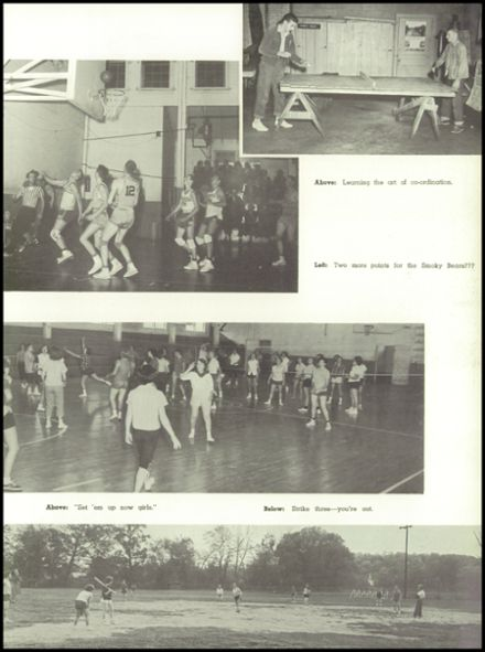 Explore 1956 Sevier County High School Yearbook ...