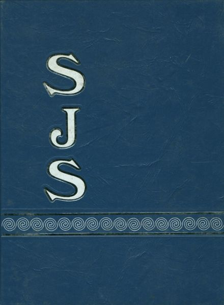 1981 St. John's School Yearbook Cover