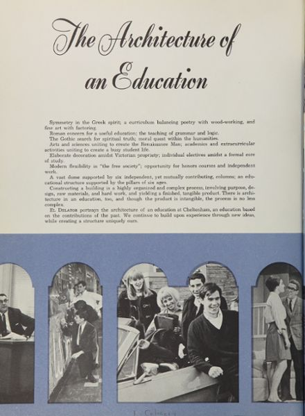 1967 Cheltenham High School Yearbook Page 6