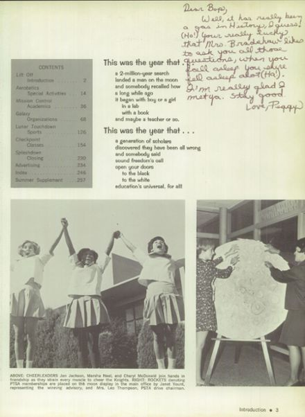 1970 Northwest Classen High School Yearbook Page 7