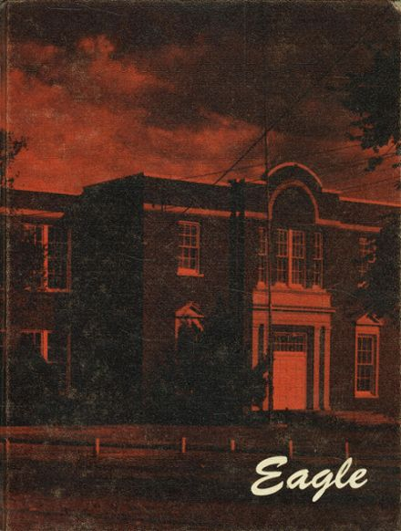 1962 O'Donnell High School Yearbook Cover