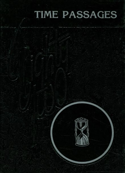 1982 St. Mary's High School Yearbook Cover